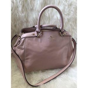 Kate Spade Light Baby Pink Handbag